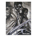 Jazz fresco postales