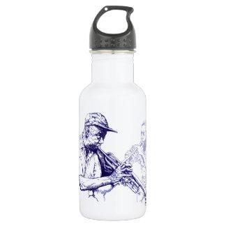 jazz fusion water bottle