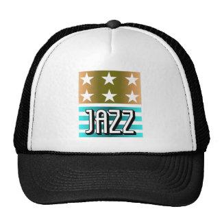jazz gorro de camionero