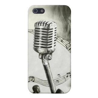 Jazz grande iPhone 5 fundas