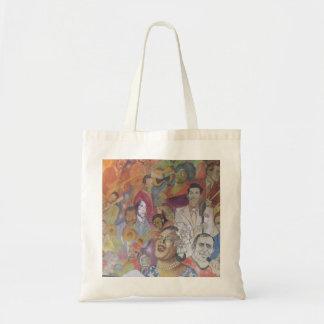 Jazz group Tote Bag