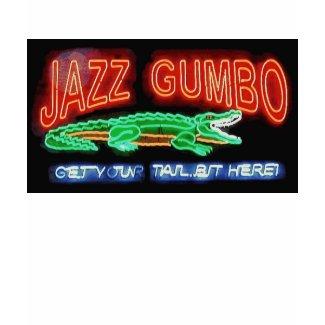 Jazz Gumbo shirt