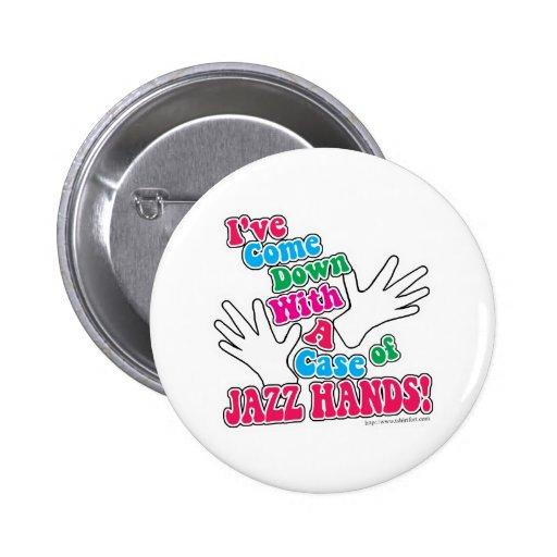 Jazz Hands! Button