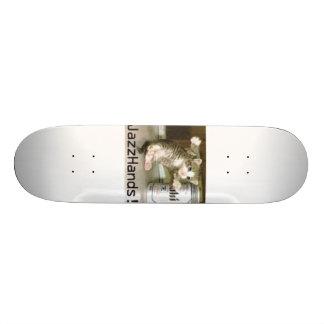 jazz hands skateboard