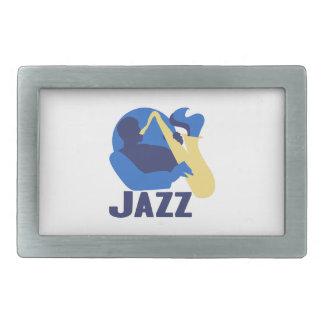 Jazz Hebillas Cinturon Rectangulares