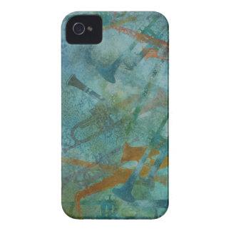 Jazz Improvisation Case-Mate iPhone 4 Case