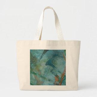Jazz Improvisation Tote Bag