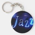 Jazz in Blue supporters Keychains