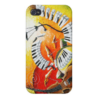 Jazz In The Hills iPhone 4 Speck Case