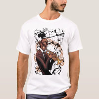Jazz Ink T-Shirt