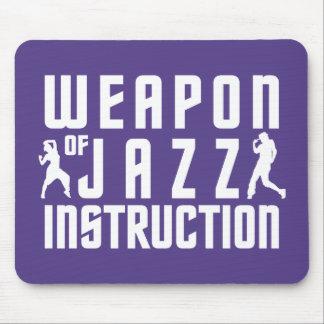 Jazz Instruction custom mousepad