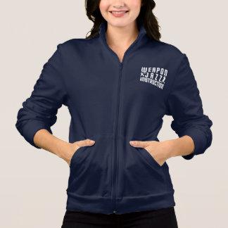 Jazz Instruction jackets & hoodies - choose style