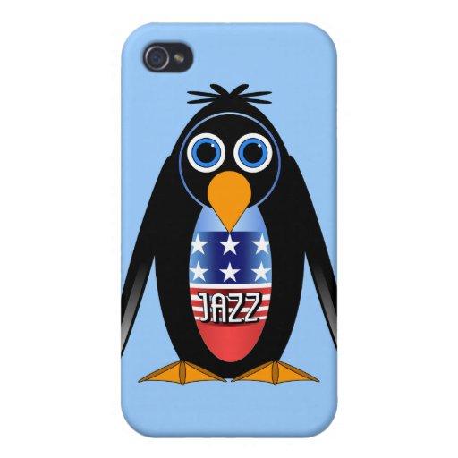 jazz iPhone 4/4S funda