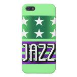 jazz iPhone 5 carcasa