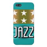 jazz iPhone 5 fundas