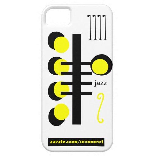 Jazz Iphone 5 iPhone 5 Cases