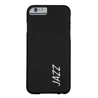 Jazz iPhone 6 Case (Freestyle) by NextJazz.com