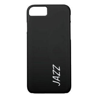 Jazz iPhone 7 Case (Freestyle) by NextJazz.com