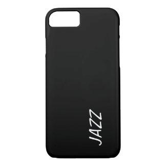 Jazz iPhone 7 Case (Freestyle) by NextJazz.com