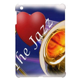 Jazz Iphone, Ipad del amor del músico del Trombone