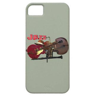 Jazz iPhone SE/5/5s Case