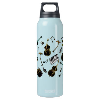 Jazz it Up Insulated Water Bottle
