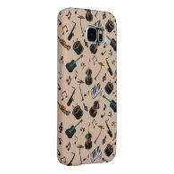 Jazz it Up Samsung Galaxy S6 Cases