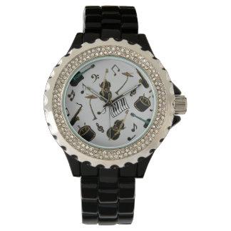 Jazz it up wristwatch