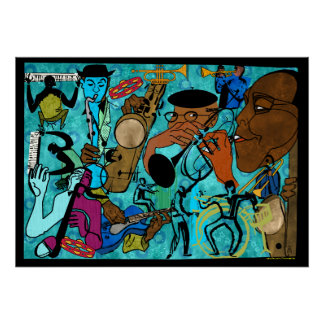 Jazz Jammers Posters