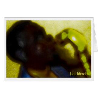 jazz, John Dierckx Card