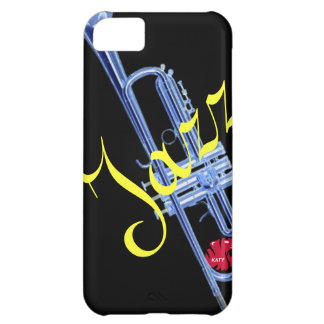 Jazz Katy trumpet case Case For iPhone 5C