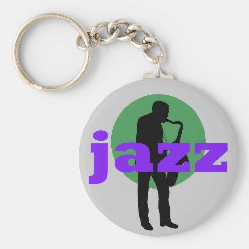 Jazz Key Chains