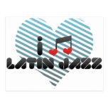 Jazz latino postal