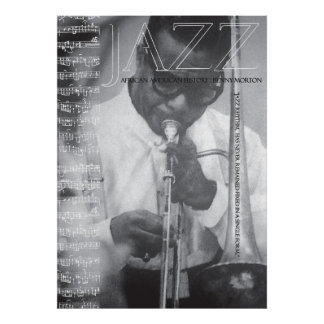 Jazz Legend Poster