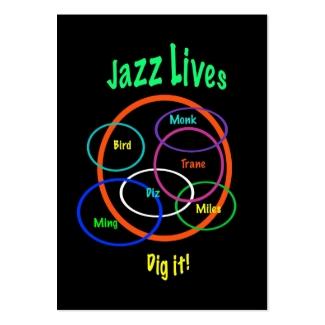 Jazz Lives ATC