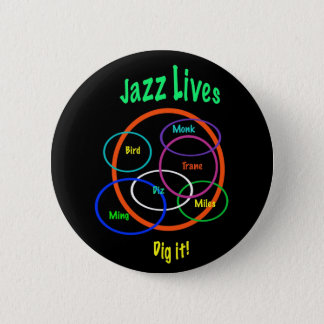 Jazz Lives Button