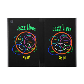 Jazz Lives iPad Mini Case