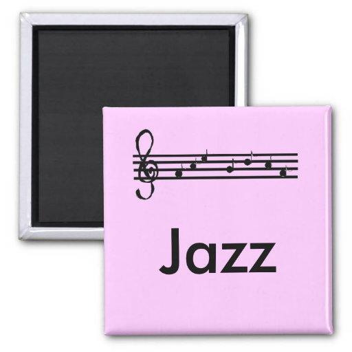 Jazz - magnet