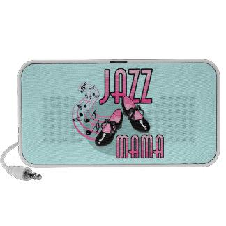 Jazz Mama Tap Dancing Doodle Speaker