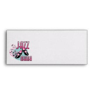 Jazz Mama Tap Dancing Envelope