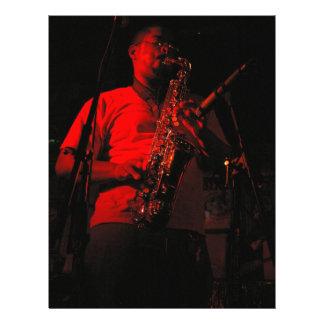 Jazz Man2 Custom Flyer