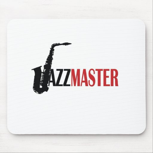 Jazz Master Mouse Pad