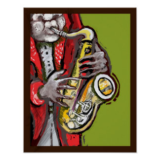 **Jazz Master** Posters
