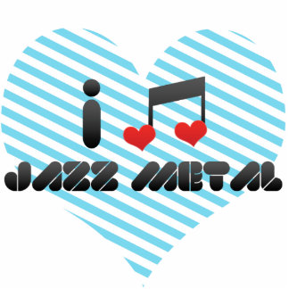 Jazz Metal Acrylic Cut Outs