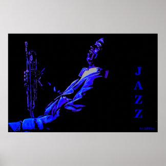 JAZZ - Miles Davis Póster