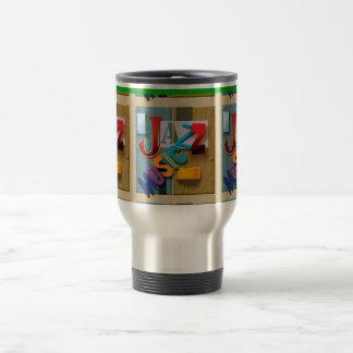 Jazz Mug by SRF