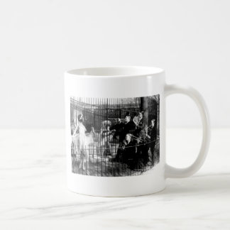 Jazz Music and Dancing for the Bears Classic White Coffee Mug