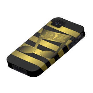 jazz music case for the iPhone 4