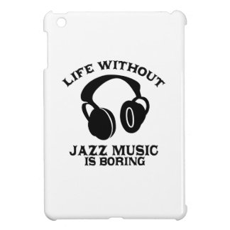 Jazz Music designs Cover For The iPad Mini