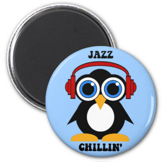 jazz music magnet